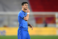 Riccardo Orsolini of Italy reacts during international friendly match between Italy U21 and Croatia U21 at stadio Benito Stirpe, Frosinone, March 25, 2019 <br /> Photo Andrea Staccioli / Insidefoto