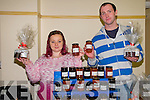 Ballylongford Food & Craft Fair: Attending the Ballylongford Food & Craft Fair at Ballylongford Community centre on Sunday last were Victoria Betts & Dean Summers, Ardfert.