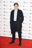 George Ezra<br /> arriving for the Giving Mind Media Awards 2017 at the Odeon Leicester Square, London<br /> <br /> <br /> ©Ash Knotek  D3350  13/11/2017