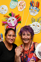 20180814 Hutt Winter Festival - Mask Workshop