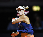27th April 2017, Stuttgart, Germany; Porsche Tennis Grand Prix Stuttgart; Angelique KERBER (GER)