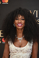 Beverley Knight<br /> The Olivier Awards 2018 , arrivals at The Royal Albert Hall, London, UK -on April 08, 2018.<br /> CAP/PL<br /> &copy;Phil Loftus/Capital Pictures