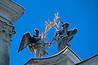 Kollegienkirche in Salzburg, Österreich, Unesco-Weltkulturerbe