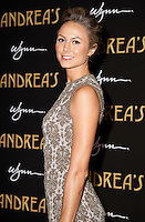LAS VEGAS, NV - January 16 : Stacy Keibler pictured at the grand opening of Andrea's at Encore at Wynn Las Vegas in Las Vegas, Nevada on January 16, 2013. Credit: Kabik/Starlitepics/MediaPunch Inc. /NortePhoto