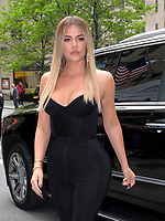 www.acepixs.com<br /> <br /> May 15 2017, New York City<br /> <br /> Khloe Kardashian arriving at the 2017 NBCUniversal Upfront at Radio City Music Hall on May 15, 2017 in New York City.<br /> <br /> By Line: Curtis Means/ACE Pictures<br /> <br /> <br /> ACE Pictures Inc<br /> Tel: 6467670430<br /> Email: info@acepixs.com<br /> www.acepixs.com