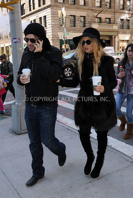 WWW.ACEPIXS.COM . . . . .  ....April 27 2012, New York City....Rachel Zoe and Rodger Berman out walking in Manhattan on April 27 2012 in New York City....Please byline: CURTIS MEANS - ACE PICTURES.... *** ***..Ace Pictures, Inc:  ..Philip Vaughan (212) 243-8787 or (646) 769 0430..e-mail: info@acepixs.com..web: http://www.acepixs.com