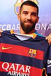 2015-07-10-Arda Turan presentation as new FC Barcelona player.