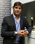 Spain's bullfighter Francisco Rivera , especially guest at the 60th anniversary of the first automatic watch Seiko and the launch of the Presage collection.  Jun 08,2016. (ALTERPHOTOS/Rodrigo Jimenez)