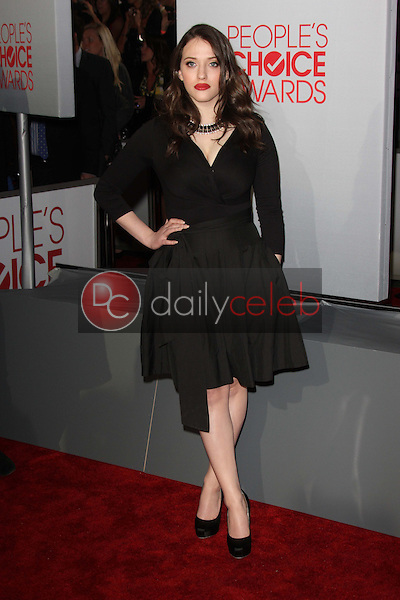 Kat Dennings<br /> at the 2012 People's Choice Awards Arrivals, Nokia Theatre. Los Angeles, CA 01-11-12<br /> David Edwards/DailyCeleb.com 818-249-4998