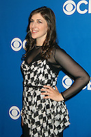 Mayim Bialik at the 2012 CBS Upfront at The Tent at Lincoln Center on May 16, 2012 in New York City. © RW/MediaPunch Inc.