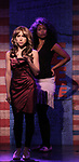 Mia Weinberger and Aiesha Dukes perform onstage during the 'ME THE PEOPLE: The Trump America Musical' Press Preview Presentation at The Triad Theater on June 21, 2017 in New York City.