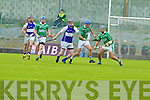 Jor Bunyan Ballyduff v Jerry Wallace Saint Brendans on the Semi finals of the County Senior Hurling County Championship at Austin Stack Park, Tralee, on Sunday.