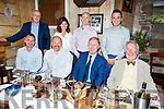 Kane Williams Architects celebrating with a night out in Croi on Friday night.<br /> Seated L-r, Garrett Williams, Cormac Kane, David Brown, Michael Williams.<br /> Standing l to r:  Aidan Walsh, Catherine Meghan, Christopher Matthews and Sandy Williams.