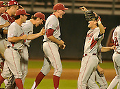 2015 NCAA regionals Hogs vs St Johns