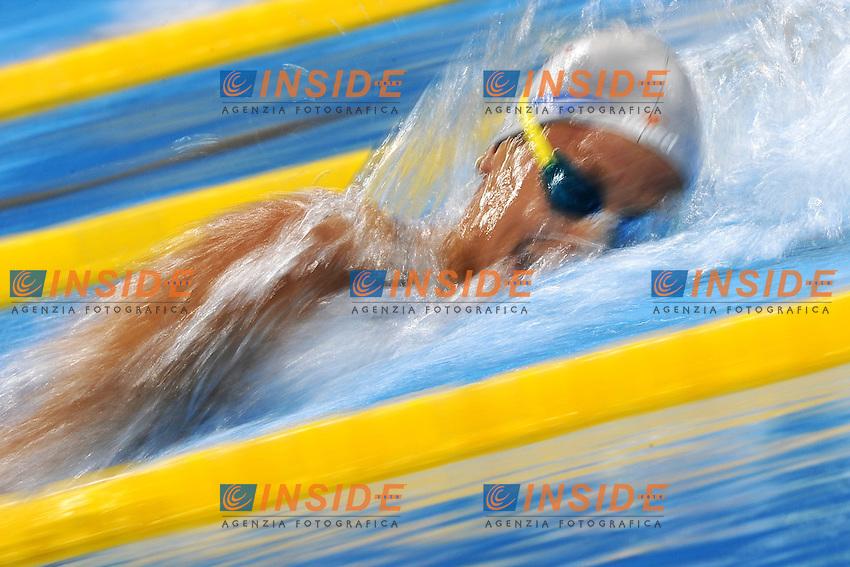 Federica PELLEGRINI Italia.Women's 400m Freestyle - Swimming / Nuoto.Shanghai 24/7/2011 .14th FINA World Championships.Foto Andrea Staccioli Insidefoto