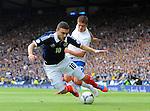 080912 Scotland v Serbia WCQ Brazil 2014