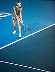 Naomi Broady of United Kingdom vs Johanna Konta of United Kingdom during their Singles Round 1 match at the WTA Prudential Hong Kong Tennis Open 2016 at the Victoria Park Tennis Stadium on 11 October 2016 in Hong Kong, China. Photo by Marcio Rodrigo Machado / Power Sport Images