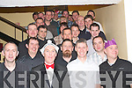 CHRISTMAS FUN: Staff from Enercon (Windfarms Ireland Ltd) held their annual Christmas party in Mount Brandon Hotel Tralee, as a number of their crew are engineers from Tralee and other parts of Kerry.   Copyright Kerry's Eye 2008