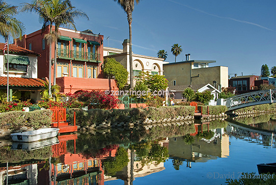 Venice Canal, Los Angeles, CA, Exterior, Residence, Venice Ca,