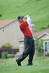 VALLEJO, CA - APRIL 20:  Henrik Holm of the Saint Mary's Gaels during the final round of the WCC Golf Championships on April 20, 2010 in Vallejo, California.