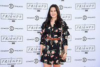 Kat Shoob<br /> at the launch party for Comedy Central's FriendsFest, presented by The Luna Cinema at Haggerston Park.<br /> <br /> ©Ash Knotek  D3146  23/08/2016