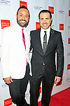 LOS ANGELES - JUN 7: Nick Verreos, David Paul at the Actors Fund's 19th Annual Tony Awards Viewing Party at the Skirball Cultural Center on June 7, 2015 in Los Angeles, CA