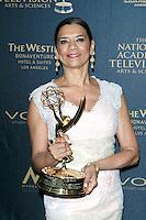 LOS ANGELES - May 1: Sonia Manzano at The 43rd Daytime Emmy Awards Gala at the Westin Bonaventure Hotel on May 1, 2016 in Los Angeles, California