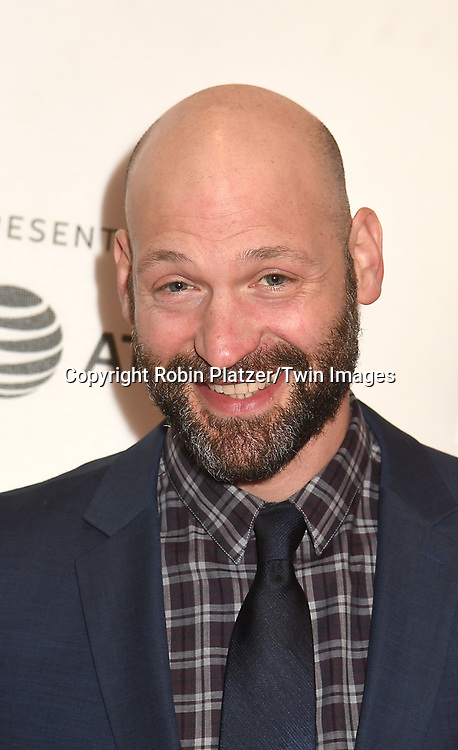 "actor Corey Stoll  attends ""The Seagull"" Screening at the Tribecca Film Festival at BMCC on April 21, 2018 in New York City, New York, USA.<br /> <br /> photo by Robin Platzer/Twin Images<br />  <br /> phone number 212-935-0770"
