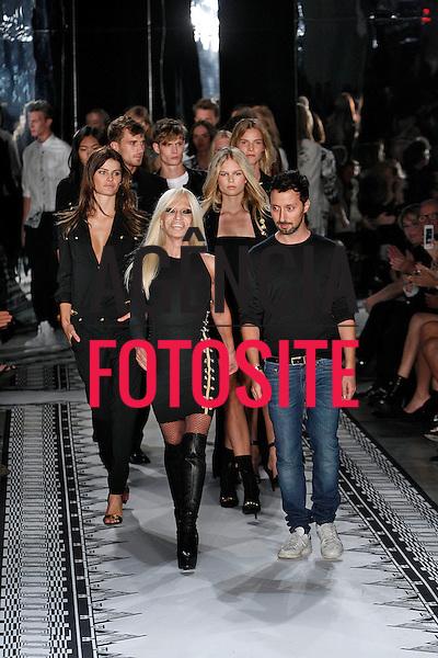 Nova Iorque, EUA &sbquo;09/2014 - Desfile de Versus durante a Semana de moda de Nova Iorque  -  Verao 2015. <br /> <br /> Foto: FOTOSITE