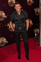 Mark Wright at the Strictly Come Dancing Launch, London, 02/09/2014 Picture by: Alexandra Glen / Featureflash