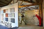 Surface Gallery. Sydney, Australia. Saturday 27th September 2014. (Photo: Steve Christo)
