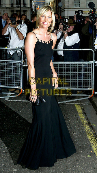 JENNI FALCONNER.At the Glamour Women of the Year Awards, .Berkeley Square, London, June 7th 2005..full length black dress falconer.Ref: JL.www.capitalpictures.com.sales@capitalpictures.com.©Jonathan Larkin/Capital Pictures.