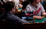 Anthony Zinno playing on WSOP.com