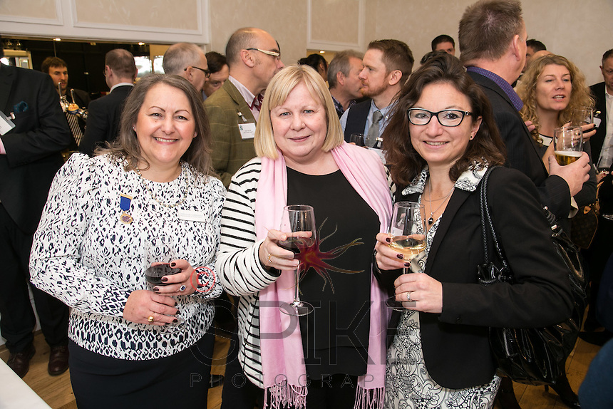 Pictured from left are Deborah Labbate of Deborah Labbate Consultancy with Trisha Hennessy of Park Plaza and Lisa Whitworthof Williams & Glynns