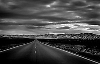 Trent Nelson  |  The Salt Lake Tribune<br /> driving near Rush Valley, Saturday November 23, 2013 toward Vernon.