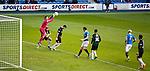 Raith keeper David McGurn makes a saves
