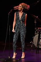 FORT LAUDERDALE, FL - SEPTEMBER 28: Morgan James performs at The Broward Center on September 28, 2017 in Fort Lauderdale, Florida. Credit: mpi04/MediaPunch