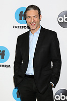 LOS ANGELES - FEB 5:  Adam Rayner at the Disney ABC Television Winter Press Tour Photo Call at the Langham Huntington Hotel on February 5, 2019 in Pasadena, CA.<br /> CAP/MPI/DE<br /> ©DE//MPI/Capital Pictures
