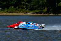 Frame 6: Final lap of heat race 2: Jeremiah Mayo (#8), Chris Hughes (#17)       (SST-45)
