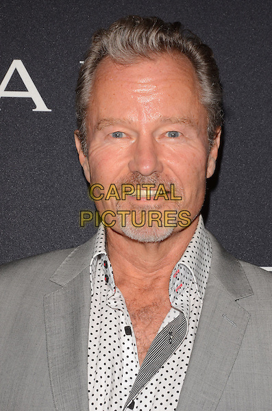 17 February 2015 - Beverly Hills, Ca - John Savage. BVLGARI and Save the Children launches Stop.Think.Give., a collection of celebrity portraits photographed by Fabrizio Ferri held at Spago. <br /> CAP/ADM/BT<br /> &copy;BT/ADM/Capital Pictures