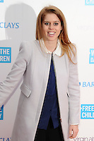 Princess Beatrice at the We Day UK 2014 at Wembley Arena,  London. 07/03/2014 Picture by: Steve Vas / Featureflash