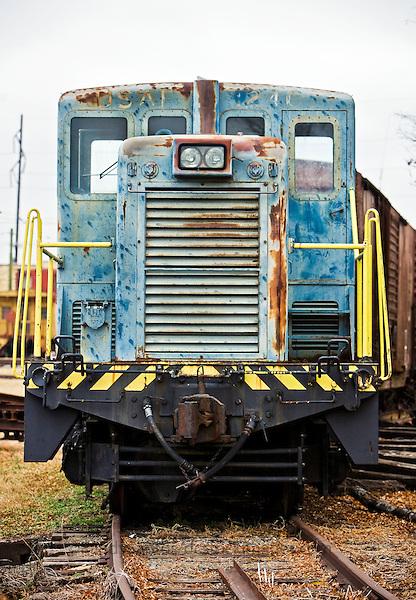 Railroad Train Trains Ft Smith Arkansas