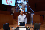 9.11.2015, Berlin. Axica Congress Centrum. Finals of the Rummikub World Champiionships 2015. The game was invented by Ephraim Hertzano in the early 1930s and is still distributed by the Hertzano Family, namely Micha Hertzano and his daughter. They also initiate the World Championships. Micha Hertzano