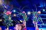 Blumen / Jubel / MTV Stuttgart / Sieger des DTL Finale 2019: MTV Stuttgart / DTL Finale 2019-11-30 MHP Arena Ludwigsburg Baden Wuerttemberg Deutschland<br /> <br /> Foto © PIX-Sportfotos *** Foto ist honorarpflichtig! *** Auf Anfrage in hoeherer Qualitaet/Aufloesung. Belegexemplar erbeten. Veroeffentlichung ausschliesslich fuer journalistisch-publizistische Zwecke. For editorial use only.