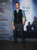 06 November  2017 - Los Angeles, California - Reid Carolin. &quot;War Dog: A Soldier's Best Friend&quot; Los Angeles premiere held at Director's Guild of America in Los Angeles. <br /> CAP/ADM/BT<br /> &copy;BT/ADM/Capital Pictures