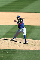 Jharel Cotton - Los Angeles Dodgers 2016 spring training (Bill Mitchell)