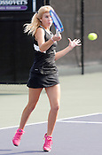 7A-West Conference tennis tournament