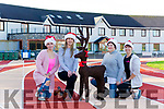 An Riocht AC Castleisland launch of the open day on the 1st December at 6.30 and the Rudolph Run 5k on sunday 10th December at 11am Pictured Rinata Havelkovea, manager Hazel Byrne, Catherine O'Connell and Gym Manager Tara Walmsley