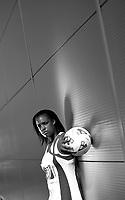 PICTURE BY BEN DUFFY/SWPIX - England netball's Naida Hutchinson.