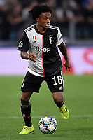 Juan Cuadrado of Juventus <br /> Torino 01/10/2019 Juventus Stadium <br /> Football Champions League 2019//2020 <br /> Group Stage Group D <br /> Juventus - Leverkusen <br /> Photo Andrea Staccioli / Insidefoto